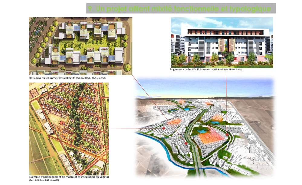 ECO QUARTIER OUJDA